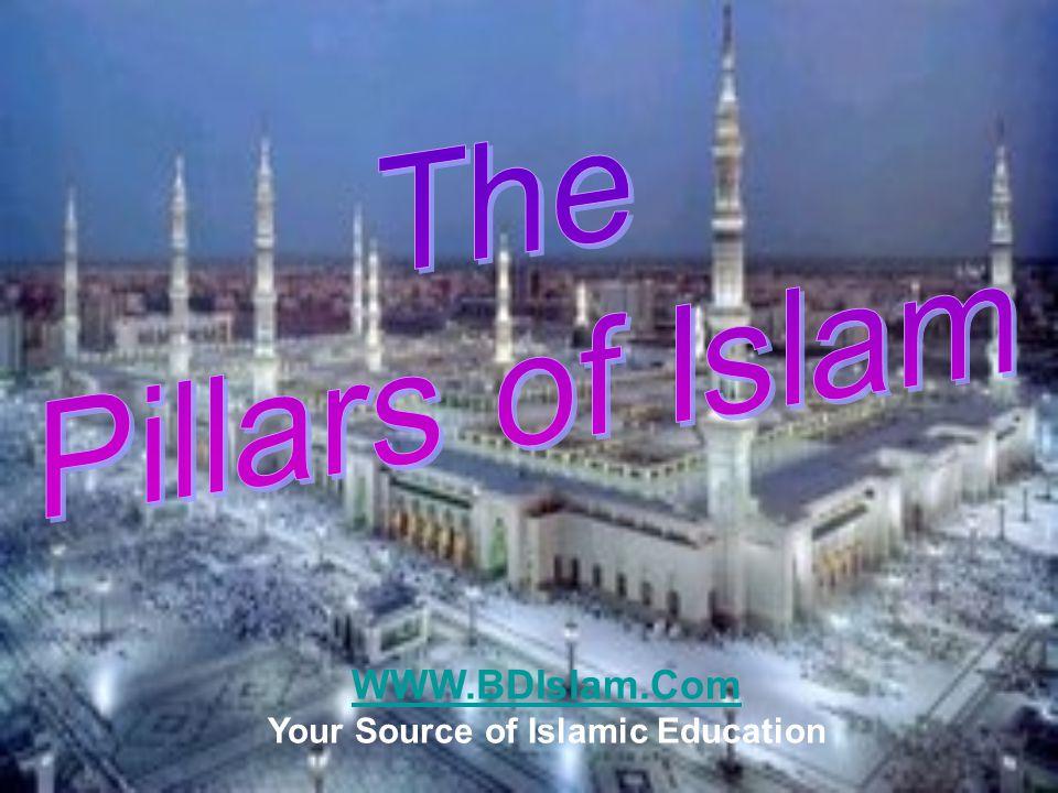 WWW.BDIslam.Com Your Source of Islamic Education