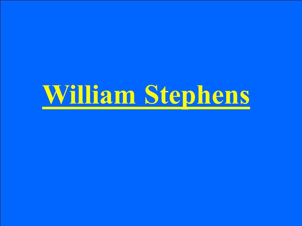 William Stephens