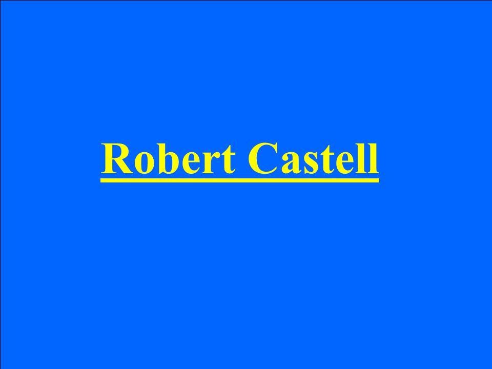 Robert Castell