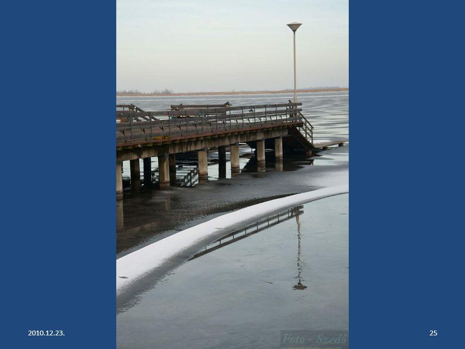 2010.12.23.Lake Fertő has frozen up24