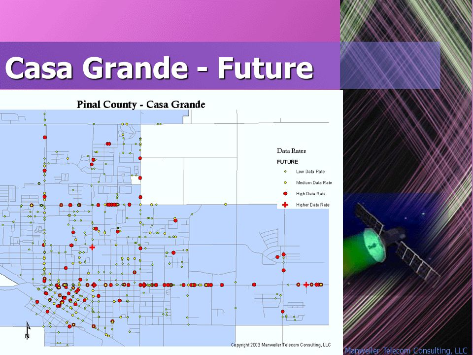 Manweiler Telecom Consulting, LLC Casa Grande - Future