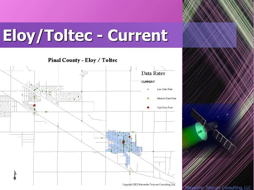 Manweiler Telecom Consulting, LLC Eloy/Toltec - Current