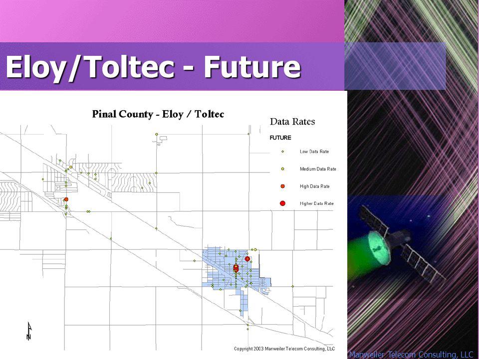 Manweiler Telecom Consulting, LLC Eloy/Toltec - Future