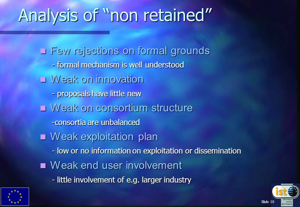 Slide 9 Retained participations from NACs