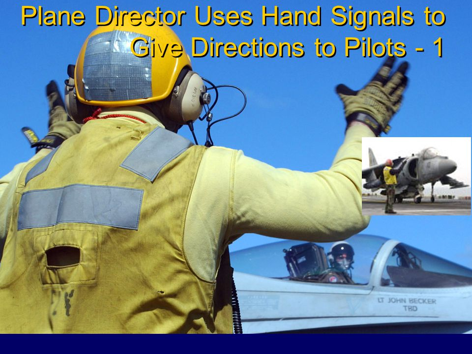 Emergency Contained ARFF Emergency Hand Signals - 4