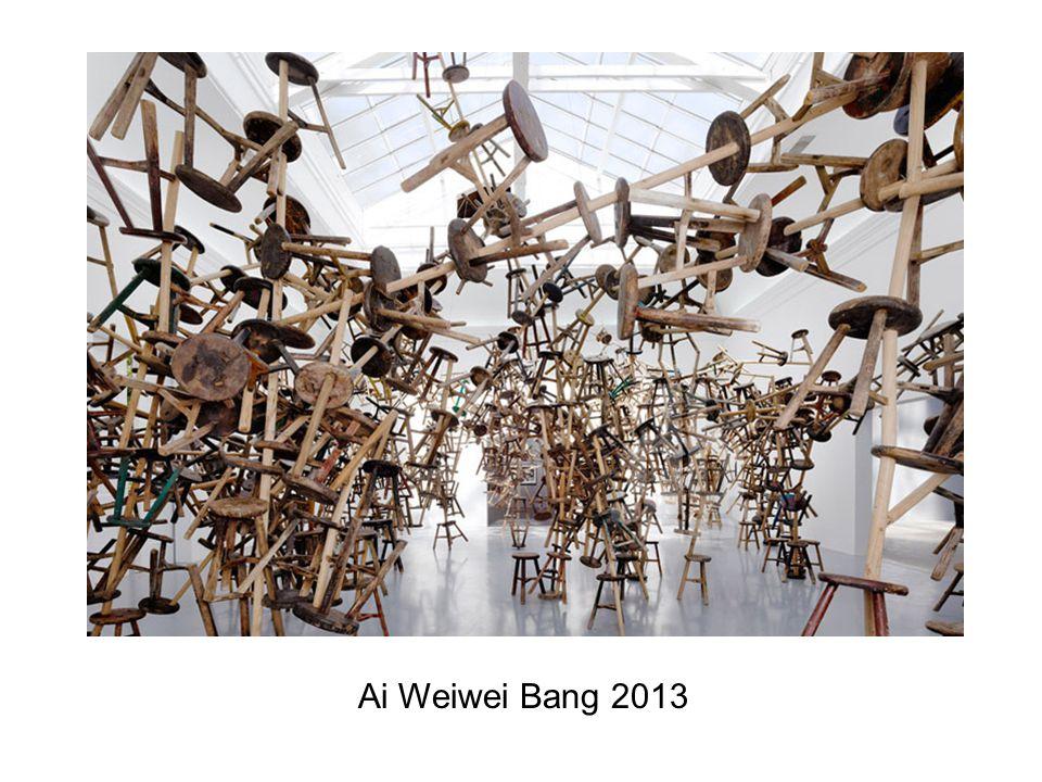 Ai Weiwei Bang 2013