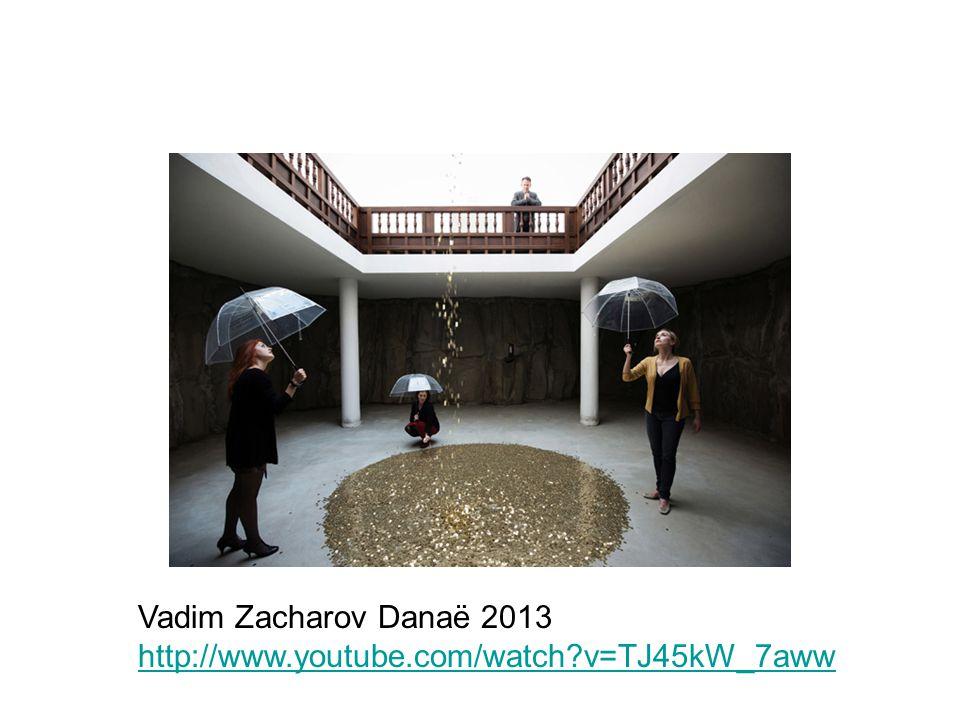 Vadim Zacharov Danaë 2013 http://www.youtube.com/watch?v=TJ45kW_7aww