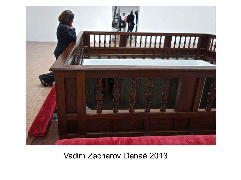 Vadim Zacharov Danaë 2013