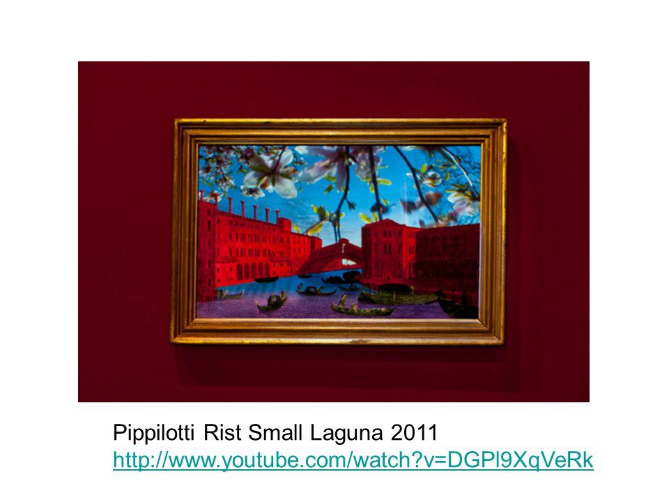 Pippilotti Rist Small Laguna 2011 http://www.youtube.com/watch?v=DGPl9XqVeRk