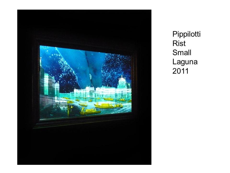 Pippilotti Rist Small Laguna 2011