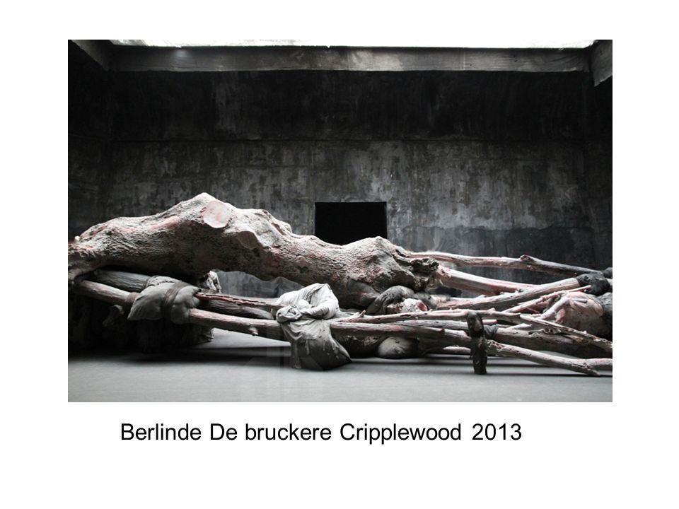 Berlinde De bruckere Cripplewood 2013