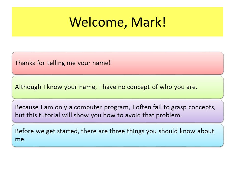 Welcome, Mark.