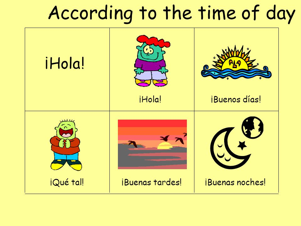 ¡Hola! This is the Spanish word for hi or hello It has a silent letter in it, can you guess which letter it is? ¡Hola! 'h' is always a silent letter i