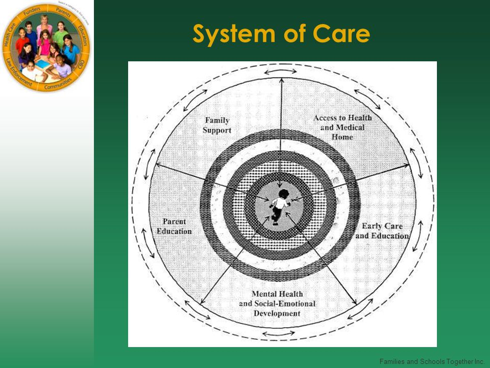 Families and Schools Together Inc. System of Care