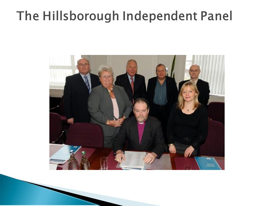 The Hillsborough Independent Panel