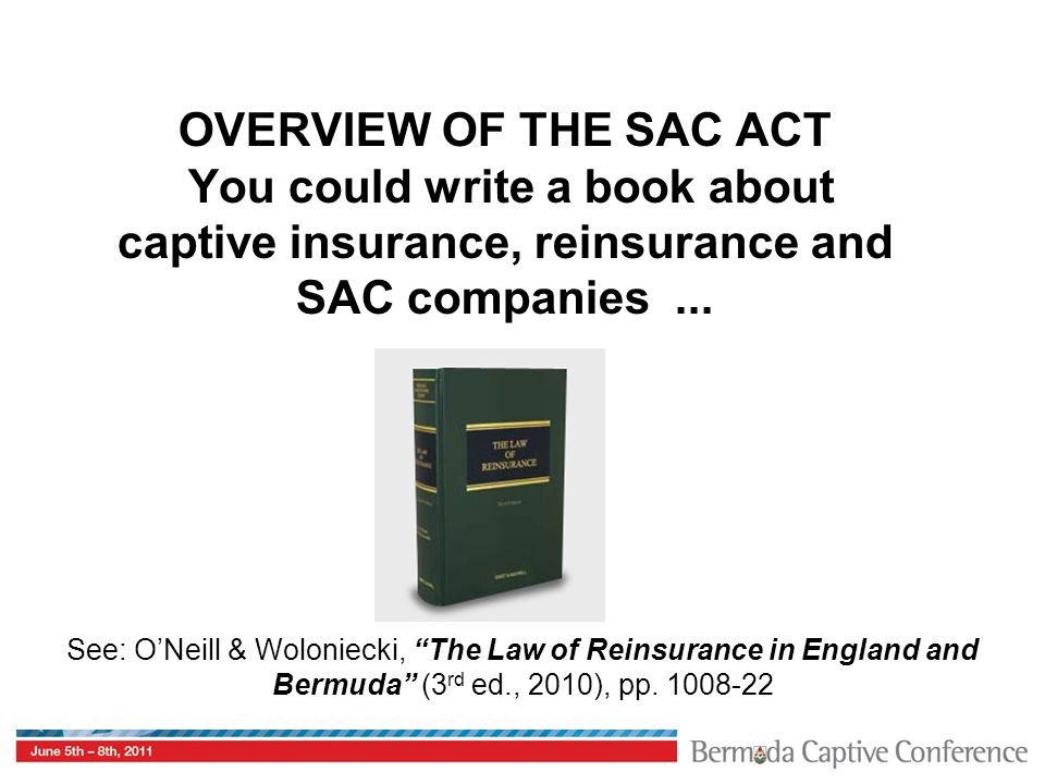 The Nature of the Beast The [SAC] Act creates a unique offshore legal construct under which: (a) account owners, if they are characterised as shareholders, are issued shares of a designated class; and (b) the segregated accounts company conducts business on behalf of investors by reference to the relevant class of shares through transactions linked to segregated accounts or cells... Kawaley J., Gottex [4]
