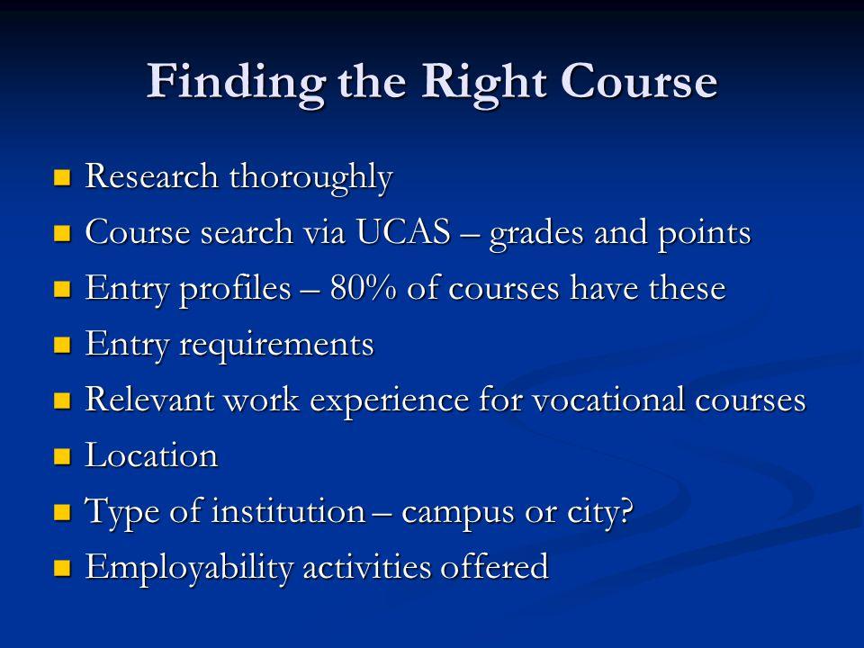 Top Ten Degree Courses 2010 1.Nursing 2. Psychology 3.