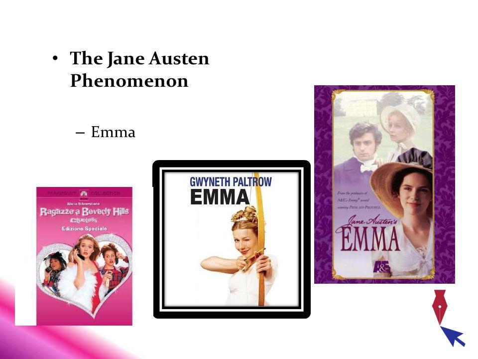 The Jane Austen Phenomenon – Emma