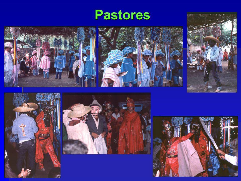35 Pastores