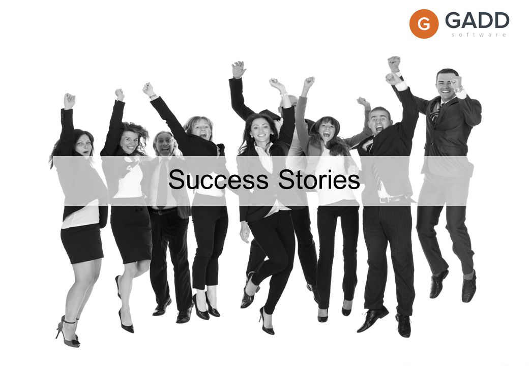 page 13 Success Stories