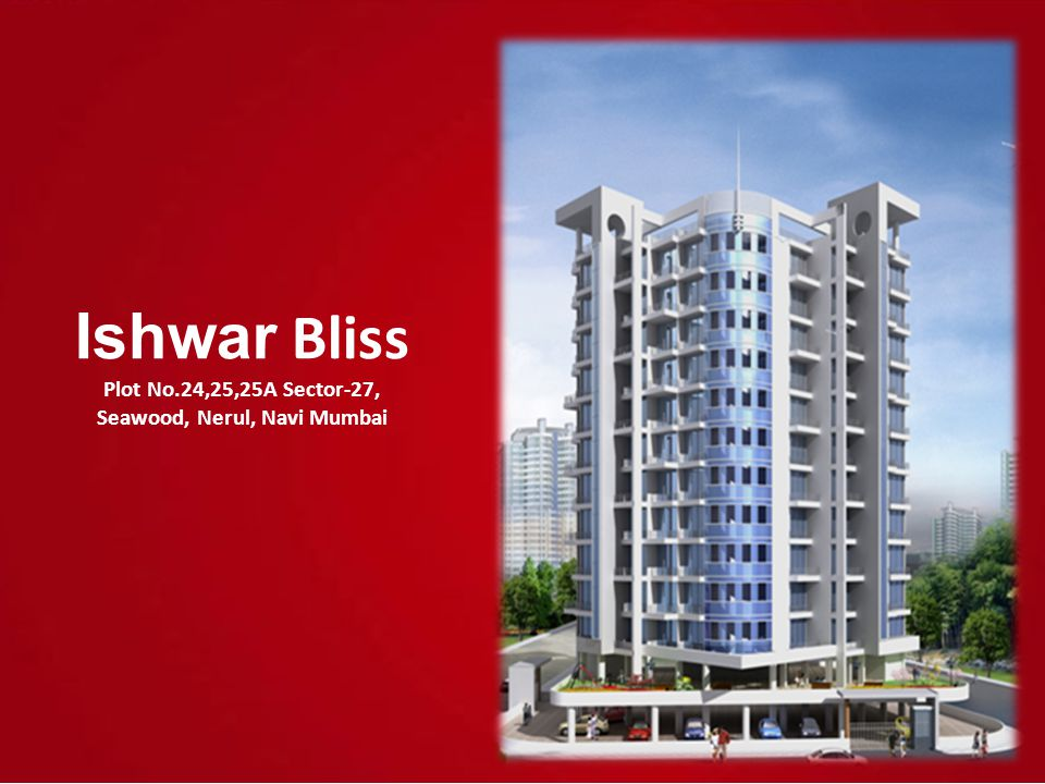 Project Features G+22 storied Tower Mesmerizing Elevation Configuration 3 Bhk with servant quarter Area: 2281 Sq.