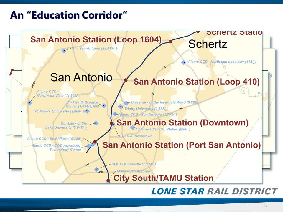 8 An Education Corridor 8