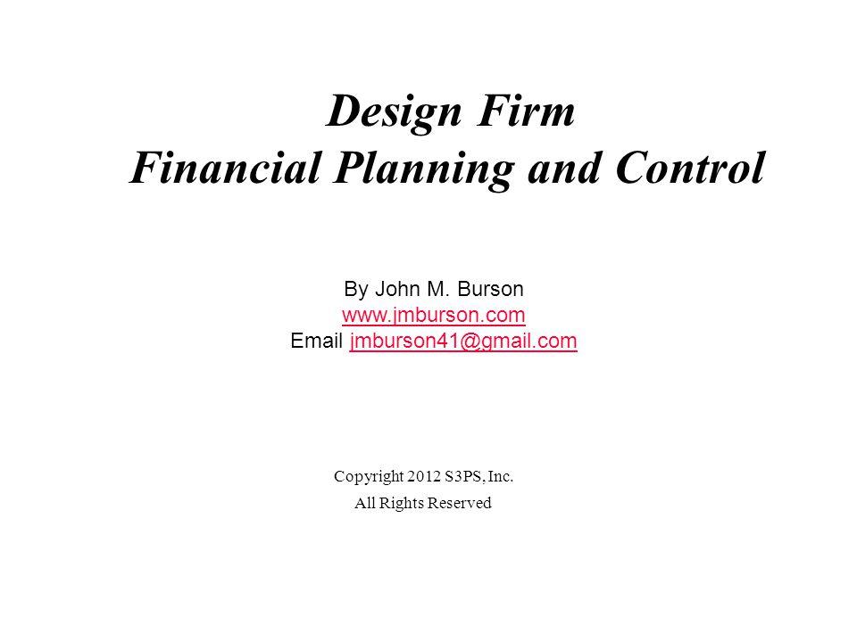 Profit Plan Analysis