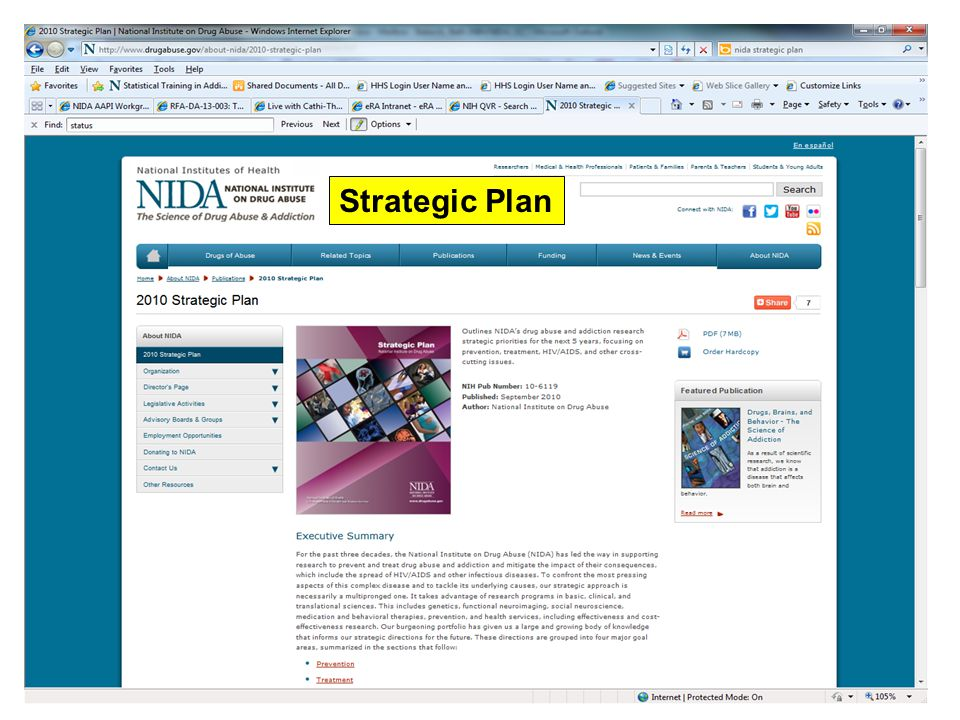 10 Strategic Plan