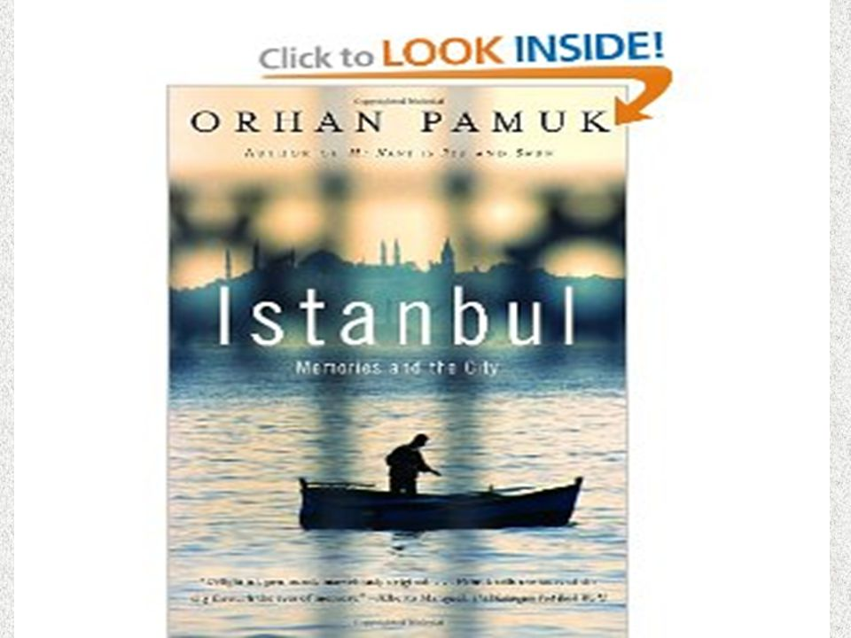 Pamuk goes on to explain this state of melancholy as somewhat like what a child might feel while staring through a steamy window, (83) but is multiplied and shared by the inhabitants of an entire city, and is so intrinsic to their consciousness that it does not become negative — in the sense of depression — but poetic.