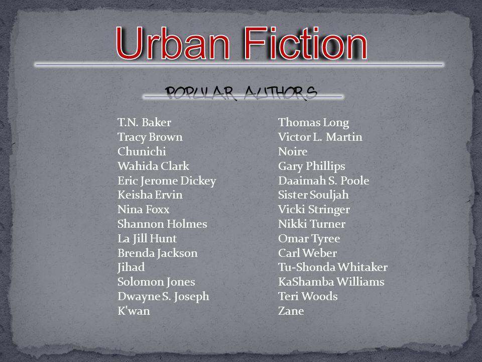 Popular authors T.N.