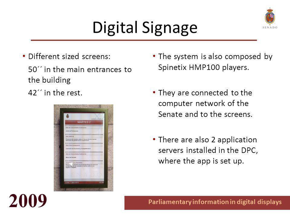 Internet System to Collect Senators' Data Senator Website Information DepartamentParliamentary Group