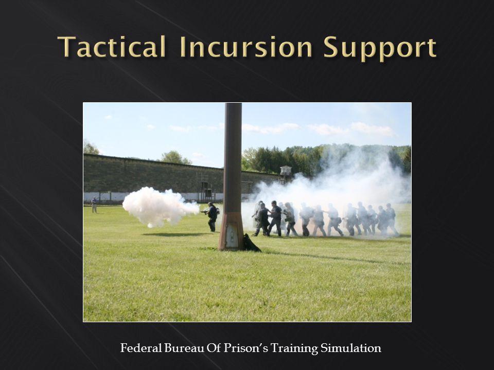Federal Bureau Of Prison's Training Simulation