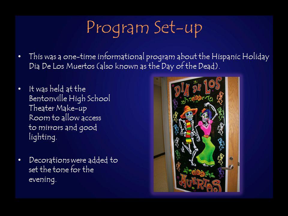Dia De Los Muertos: Celebrating the Day Of the Dead Carol Halbmaier LIBM 6371 Program Implementation University of Central Arkansas