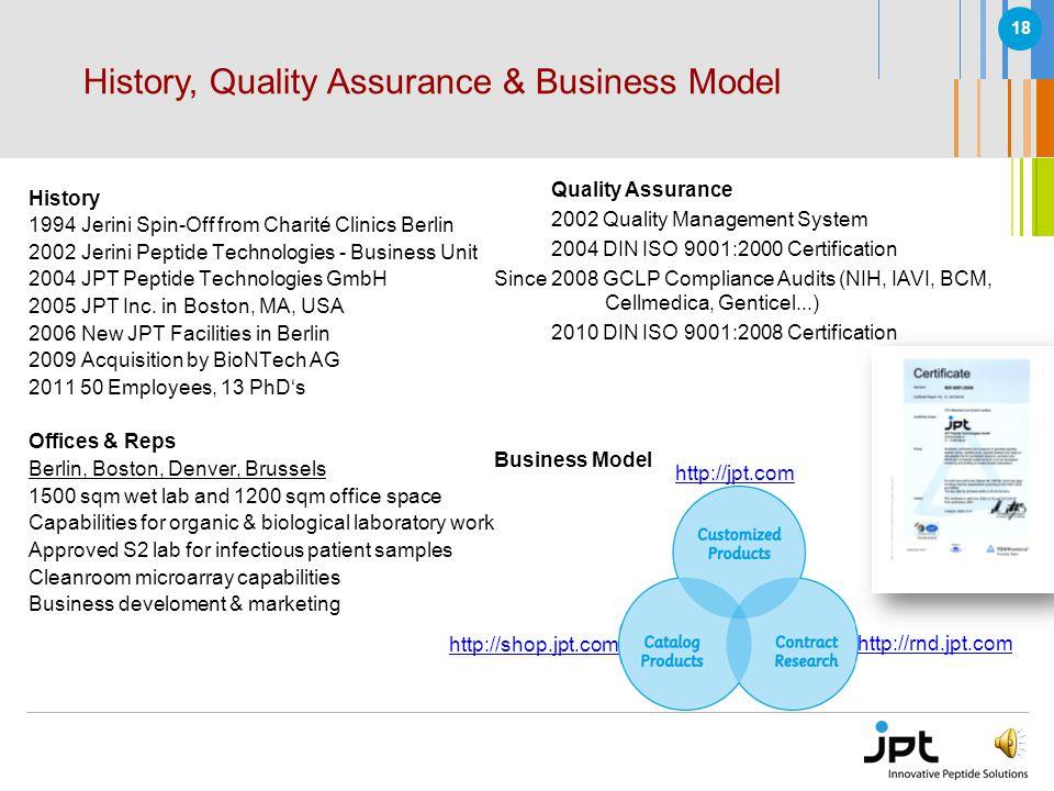 17  JPT Peptide Technologies