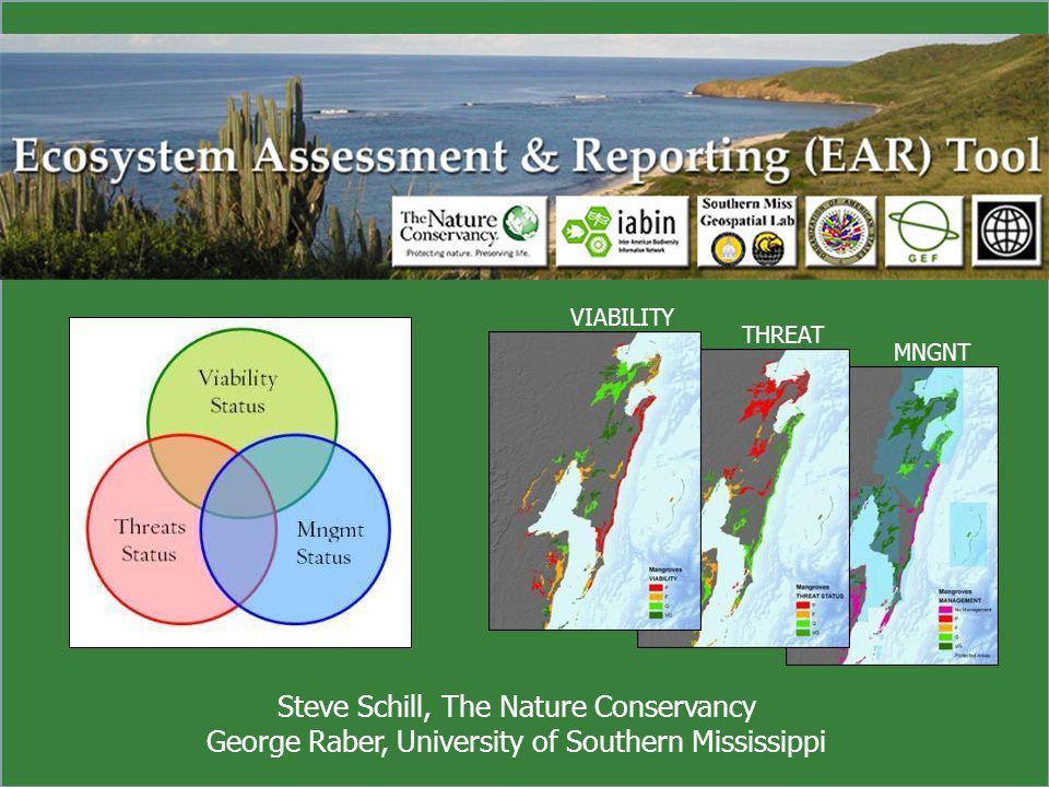 Evaluating Conservation Management Status