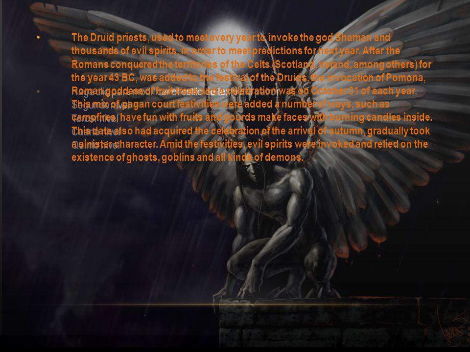 Haga clic para modificar el estilo de texto del patrón Segundo nivel Tercer nivel Cuarto nivel Quinto nivel The Druid priests, used to meet every year