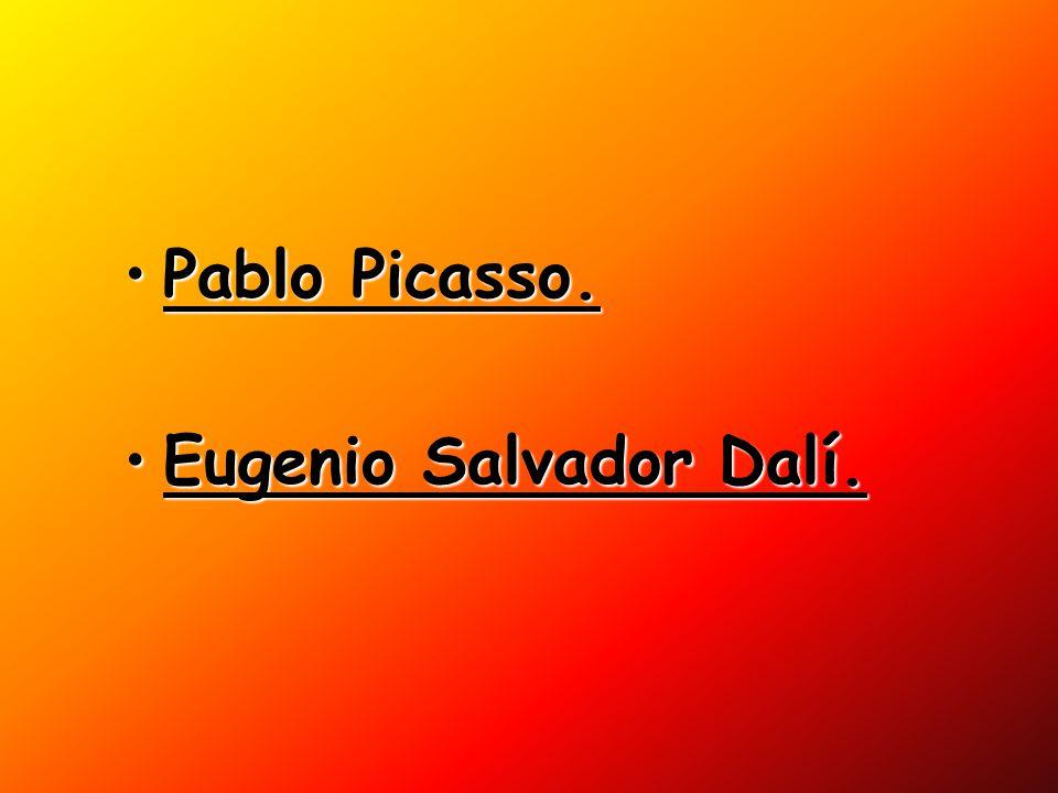 PABLO RUÍZ PICASSO Pablo Ruíz Picasso was born in Málaga the 25 of October of 1881.