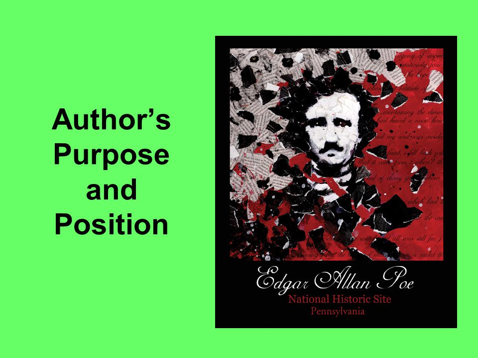 Author's Purpose Quiz Read the following passages and answer the questions that follow.