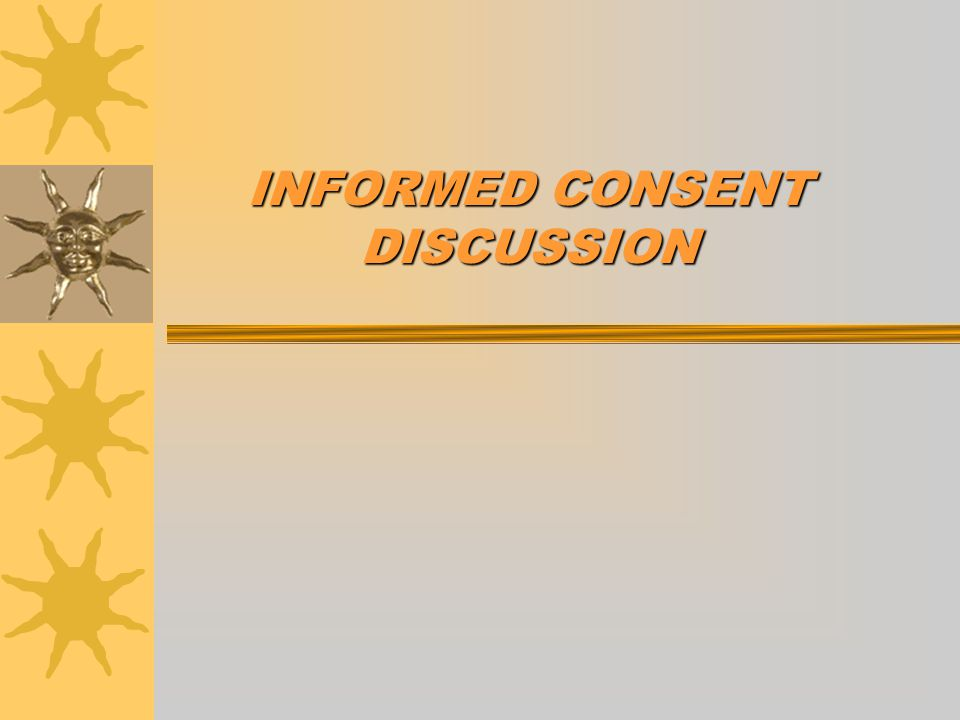 Research Consent Document Informed Consent (final version) IRB PI Sponsor