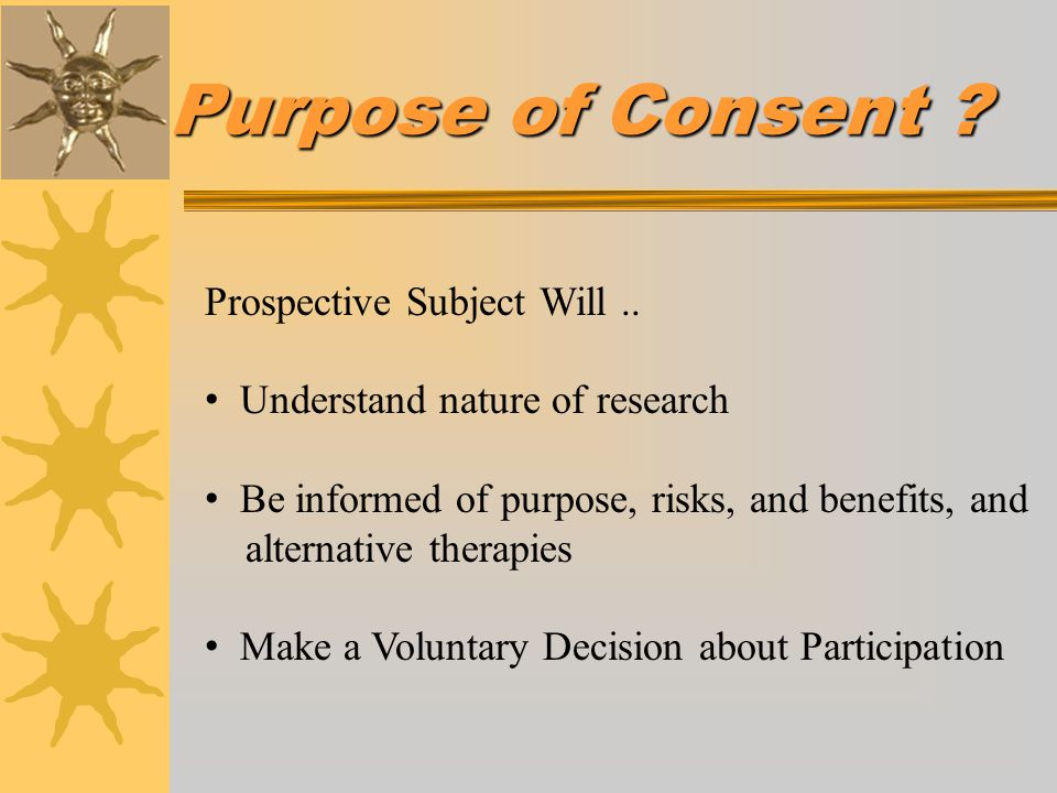 Research Informed Consent Kristin Bialobok, MSN, RN, CCRC, CCRA Director Office of Research Education and Regulatory Management