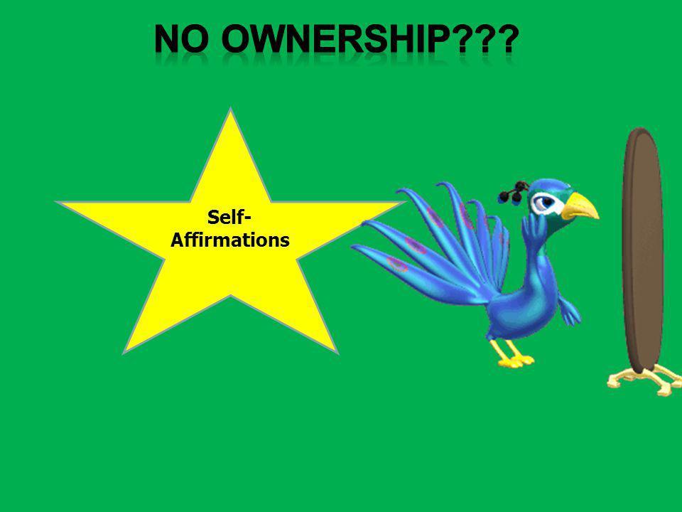 Self- Affirmations