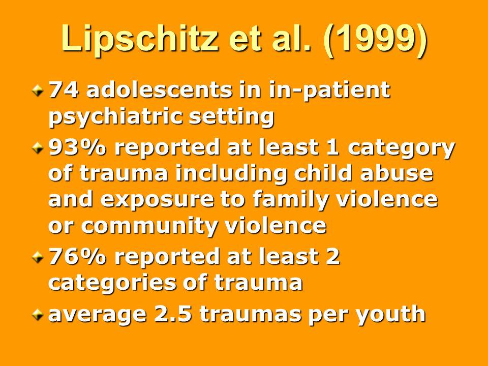Lipschitz et al.