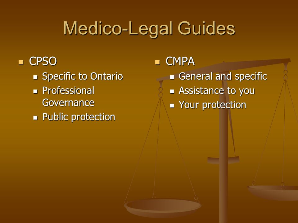 Exercise 1 What are the 2 most common medico-legal issues you encounter in your practice? 1.2.