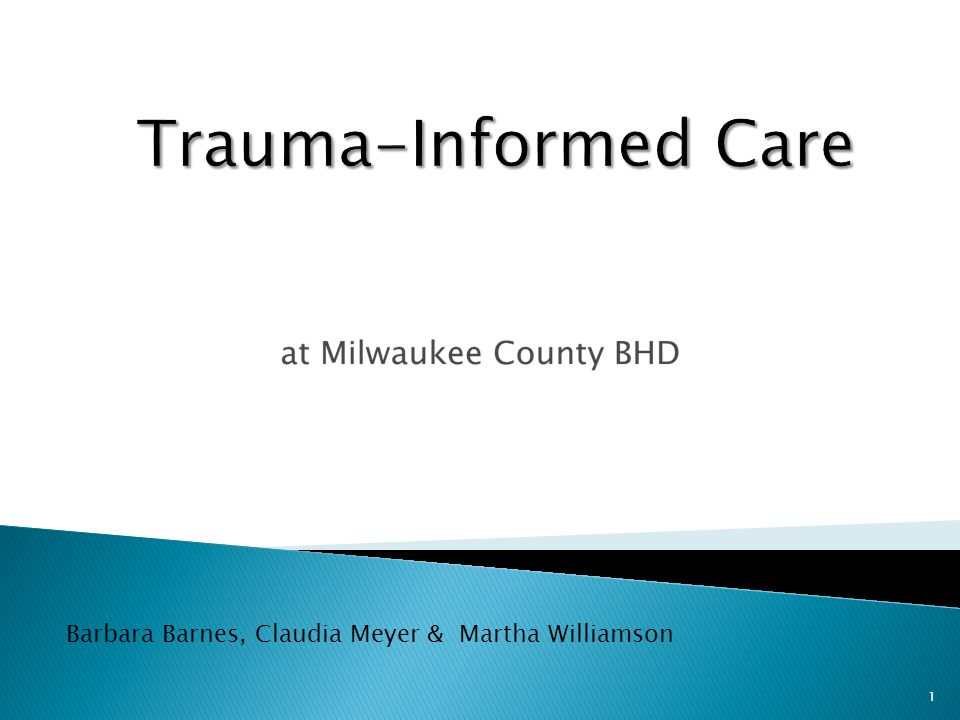 A change of practice to consumer- driven care; based on hope, self- determination, and empowerment.