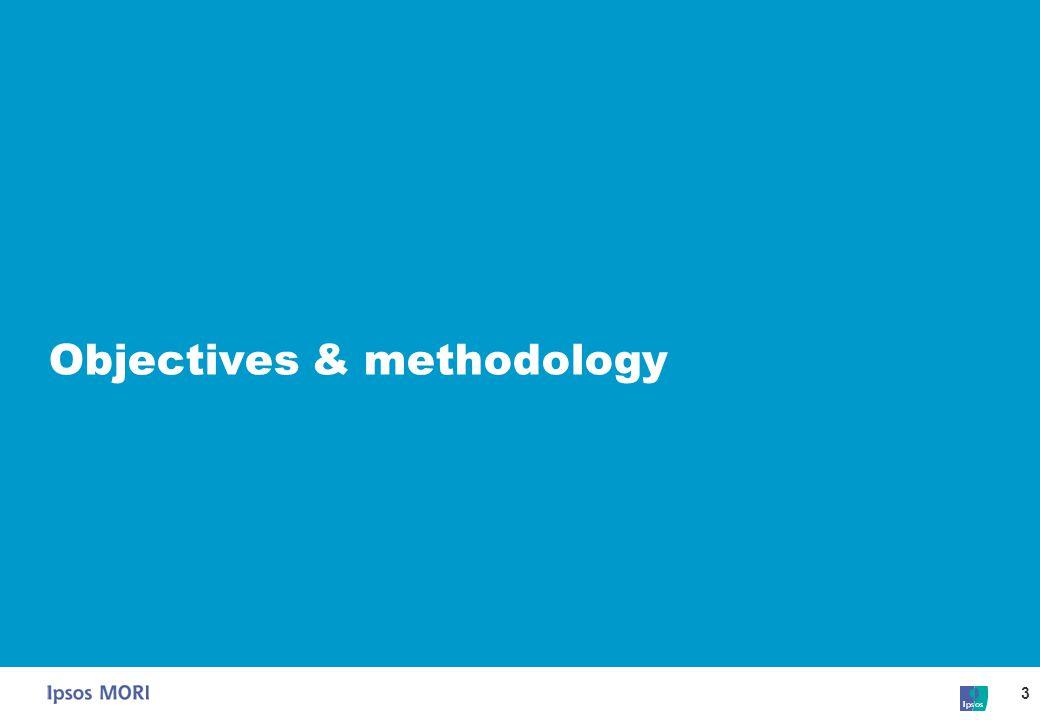 3 Objectives & methodology