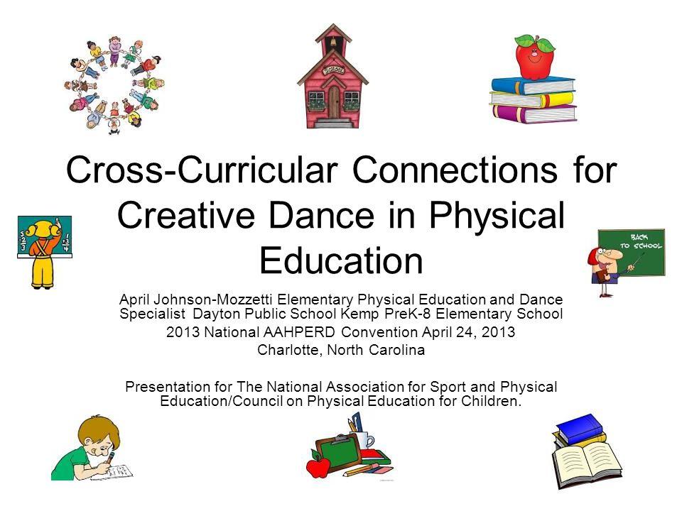 Sport Language Arts Cross- Curriculum Connections