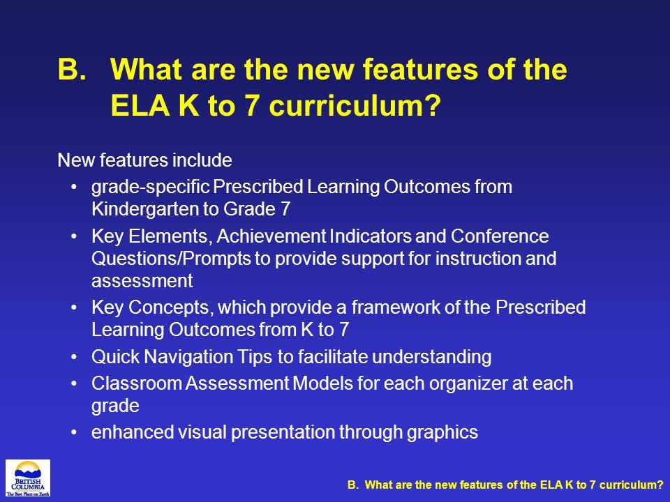 Student Achievement Key Elements (Gradual Release of Responsibility) D.