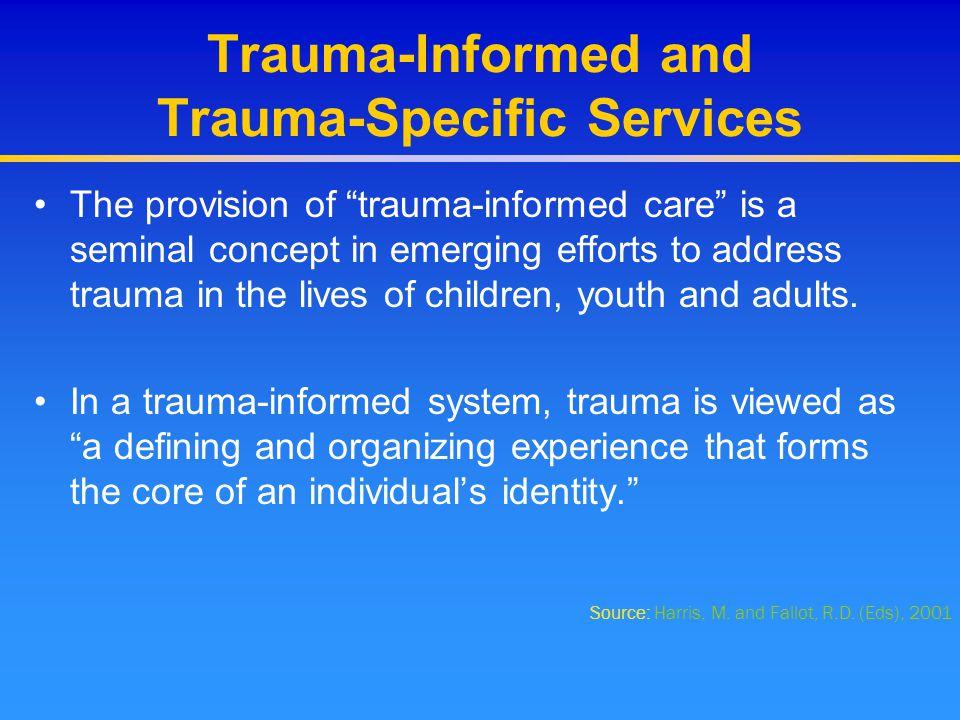 Seeking Safety Developed by: Lisa M.