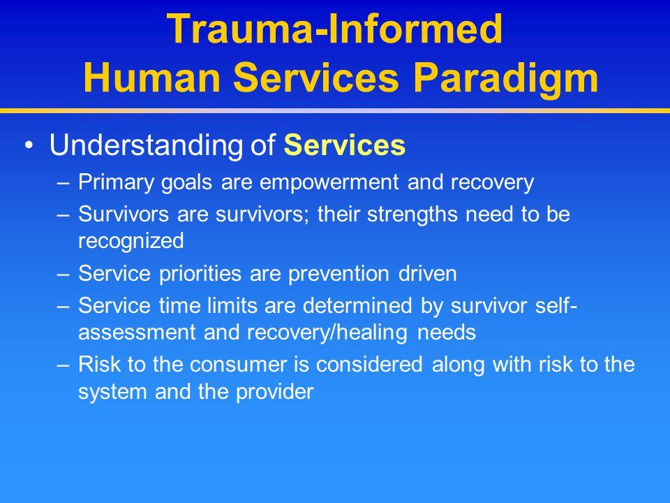 Screening/Diagnosis Issues PTSD Diagnostic Criteria 3.