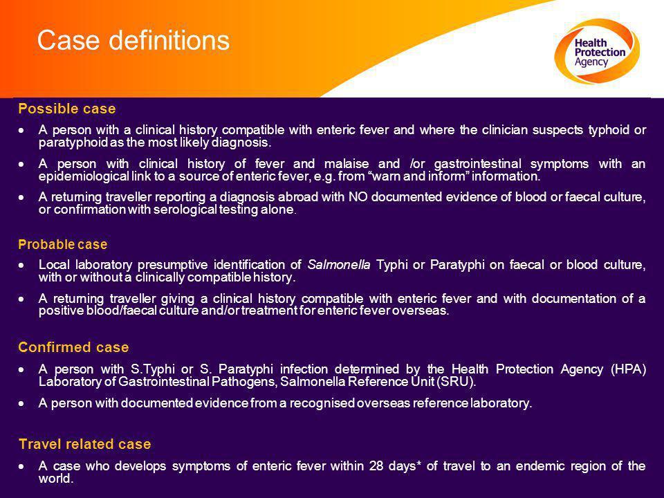 Algorithm 2.1 Question 1: Public health management of cases & contacts
